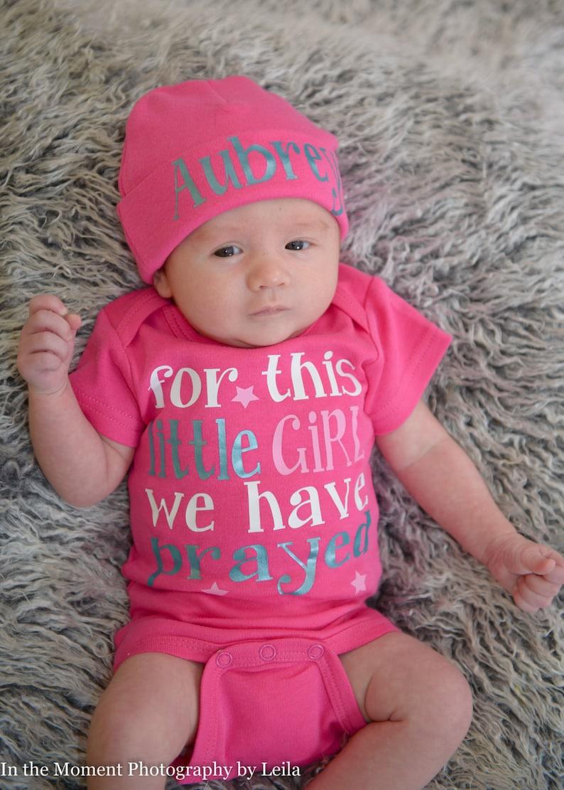 Newborn Girl Coming Home Outfit Baby Girl  Newborn Girl image 0