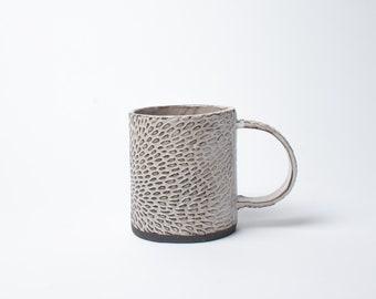 Petal Mug, Ceramic Mug, Stoneware Mug, Coffee Mug, Tea Mug