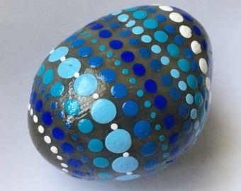 Blue egg rock