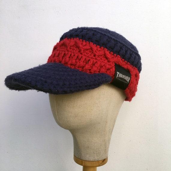 Thrasher Skate Knitwear Cap Headwear