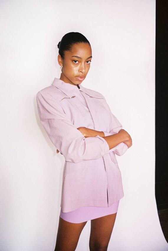 Vintage Lavender Jacket