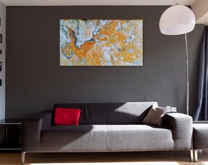 Digiral Prints of original artwork, on Canvas and Fine Art Paper, priced from....
