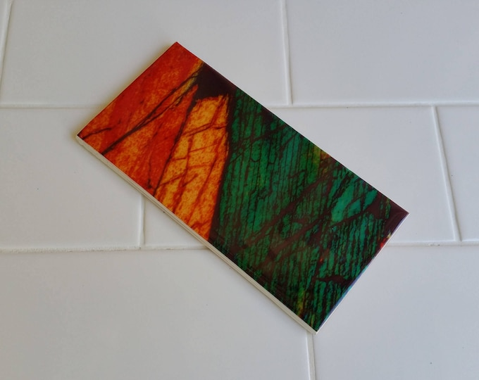 Bathroom Feature Tiles,  Mineral Thin Section Photos, Art and Science - Australian Minerals - Mineral Art