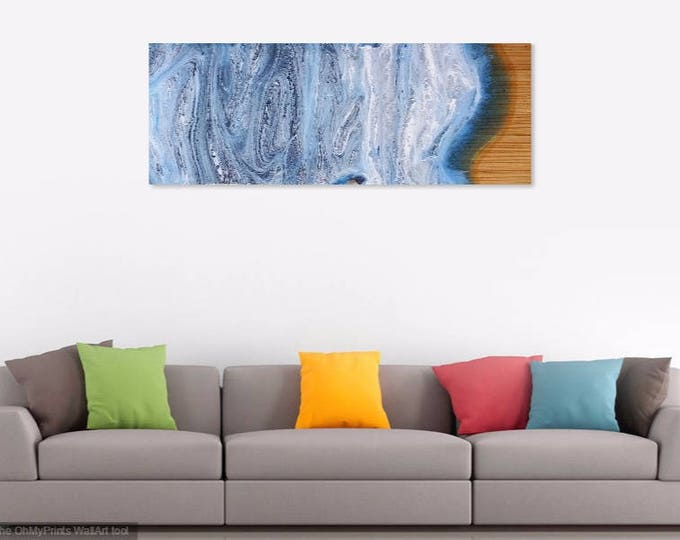 Resin Art - Digital Prints on Canvas and Fine Art Paper of original artwork, priced from....