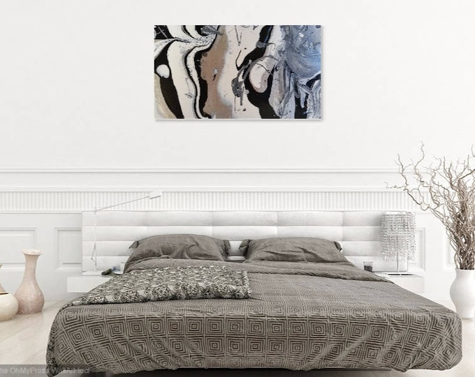 Digital Prints on Canvas and Fine Art Paper of an original Acrylic Painting, priced from...