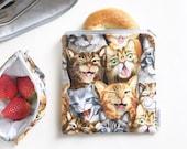 Zip Bags, Zip Pouch, Zip Snack Bags, Reusable Sandwich Bag Set, Reusable Lunch Bag Set, Sandwich Bag, Snack Bag, Zipper Pouch, Zero Waste