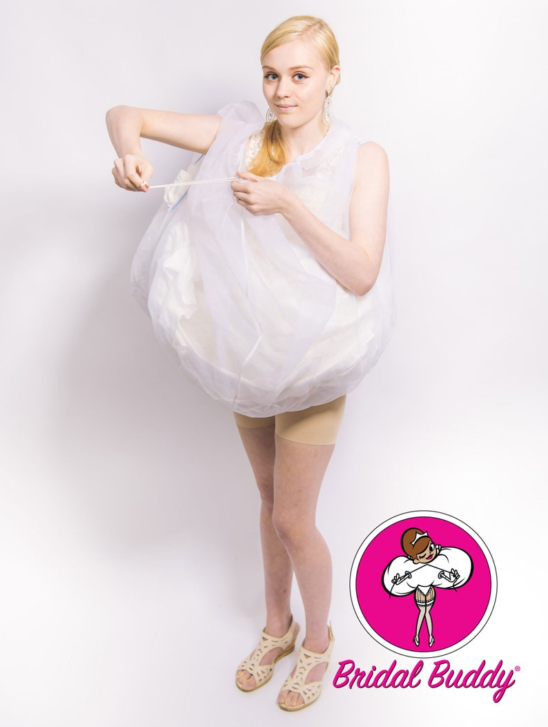78544a7ba2 Bridal Buddy® As Seen on Shark Tank Undergarment for wedding