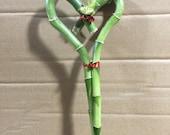 Heart Shape Bamboo pack