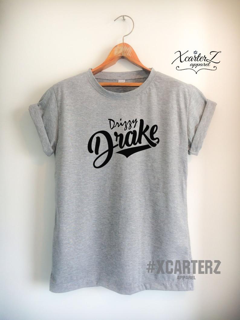 7f9c4c3a3dd Drake Shirt Drake T Shirt Drake Merch Drizzy Drake Logo Drake