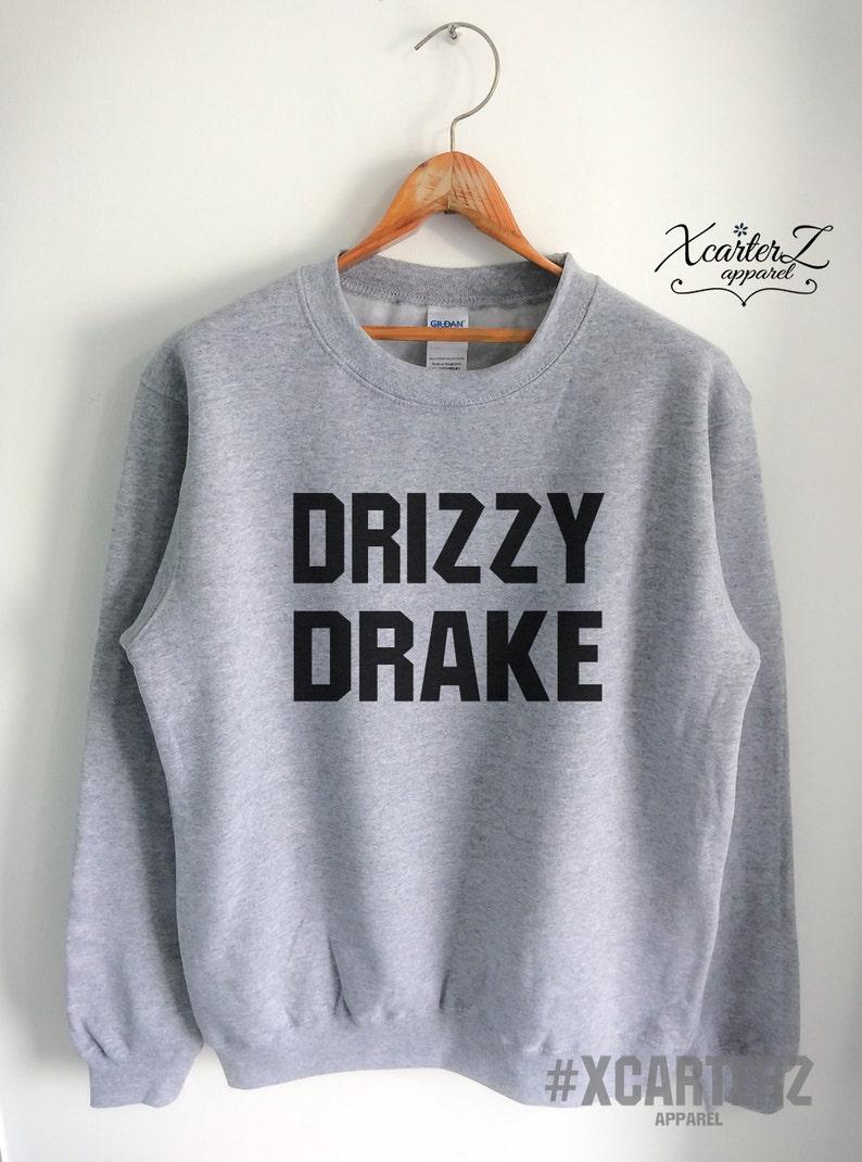 d6bd08be6fd Drake Sweater Drake Sweatshirt Drake Fleece Drake Merch Drizzy
