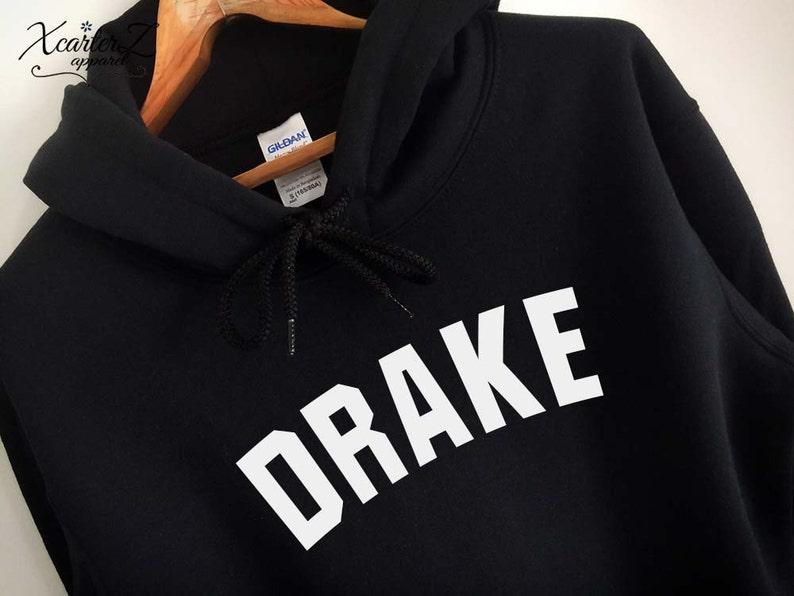 Drake Hoodie Drake Sweater Drake Sweatshirt Drake Fleece Drake image 0