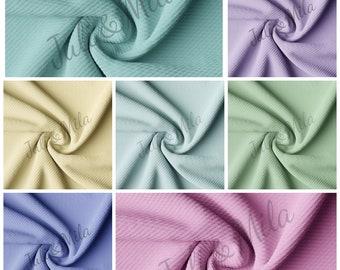 Liverpool Fabric 4 Way Stretch Fabric Stretch Fabric Blood Orange Solid Stretch Liverpool Fabric Craft Supply Head Wrap Supply