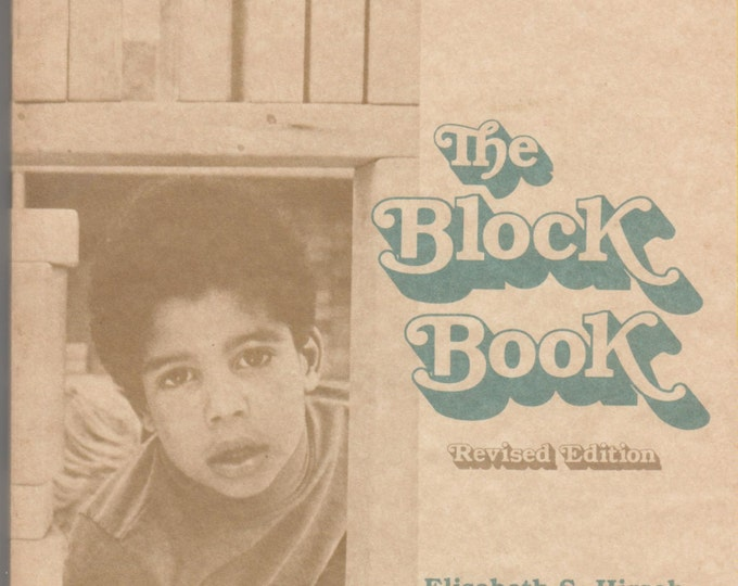 The Block Book Revised Edition  (Softcover: Education, Psychology) 1984
