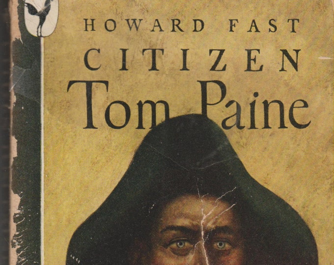 Citizen Tom Paine by Howard Fast (Paperback: Nonfiction, History) 1946