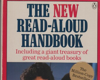 The New Read-Aloud Handbook (Softcover: Educational, Parenting, Teachers) 1989