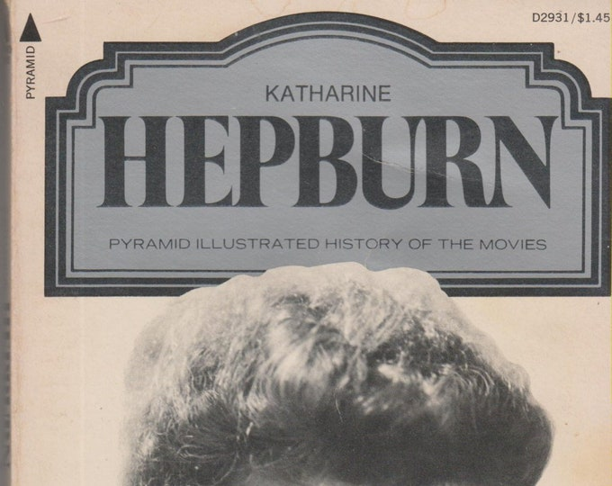 Katharine Hepburn by Alvin H Marill (Paperback: Biography, Movies, Celebrities) 1973