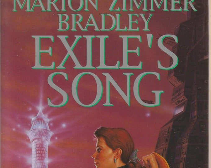 Exile's Song (A Novel of Darkover) by Marion Zimmer Bradley (Hardcover: Scifi, Fantasy) 1996