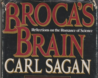 Broca's Brain Reflections on the Romance of Science (Hardcover, Science) 1979