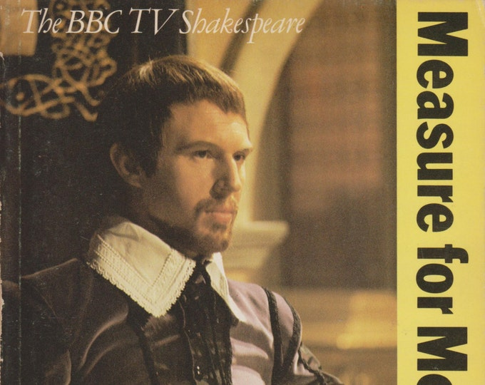 Measure for Measure (BBC TV Shakespeare) (Softcover: Theatre, Plays)