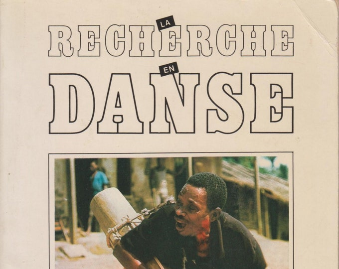 Le Recherche En Danse (In French - Research in Dance?) Numero 3 - 1984