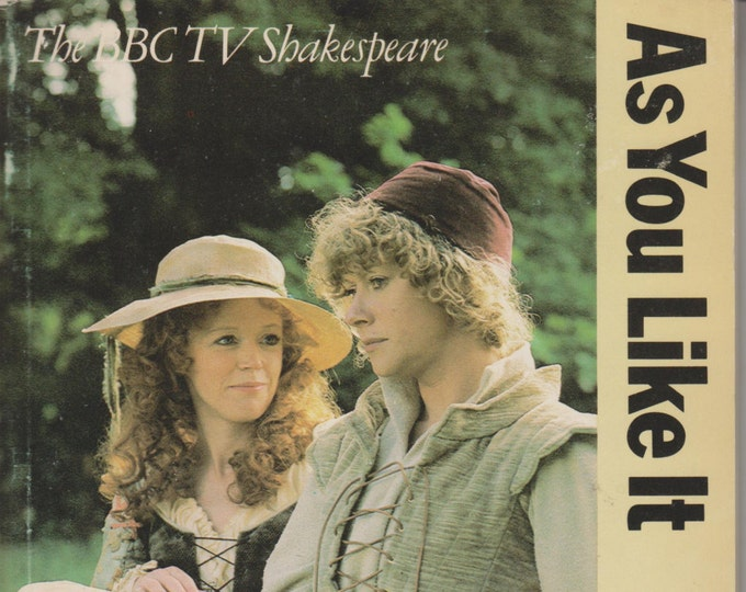 As You Like It (BBC TV Shakespeare) (Helen Mirren Cover) (Softcover: Theatre, Plays)