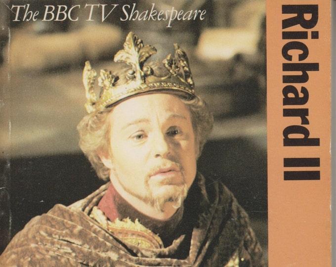 Richard II  (BBC TV Shakespeare) (Derek Jacobi cover) (Softcover: Theatre, Plays)
