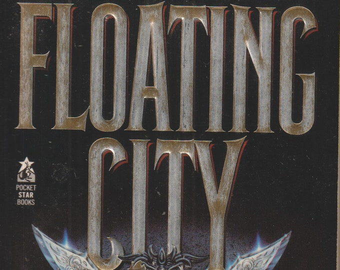 Floating City by Eric Lustbader  (A Nicholas Linnear Novel)  (Paperback, Suspense) 1995