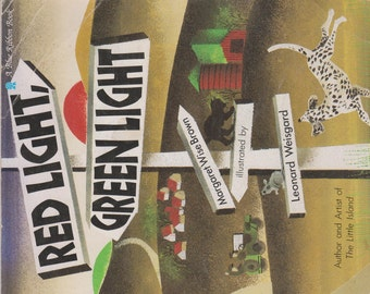 Red Light, Green Light (Blue Ribbon Book) (Softcover: Children's Picture Book)  1994