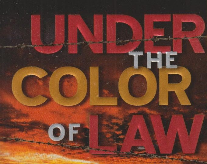 Under the Color of Law by Michael McGarrity (A Kevin Kerney Mystery) (Paperback, Mystery, Thriller) 2002
