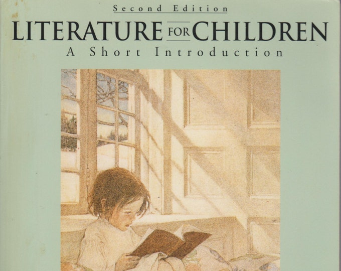 Literature for Children - A Short Introduction (Softcover: Reference, Education)  1994
