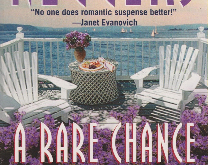 A Rare Chance by Carla Neggers (Paperback: Romantic Suspense) 1996