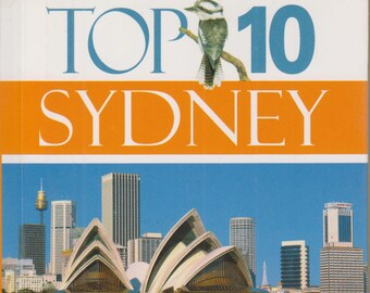 Top 10 Sydney (Eyewitness Top 10 Travel Guides)  (Softcover: Travel, Sydney) 2005