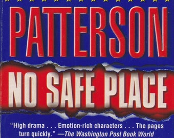 No Safe Place by Richard North Patterson (Paperback, Drama) 1999