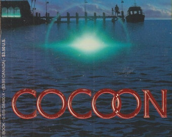 Cocoon by David Saperstein  (Paperback: SciFi, Fantasy) 1985