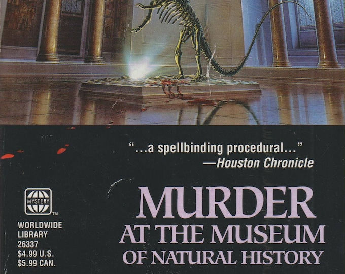 Murder At The Museum Of Natural History (Bill Donovan Mysteries)(Paperback, Mystery)  2000