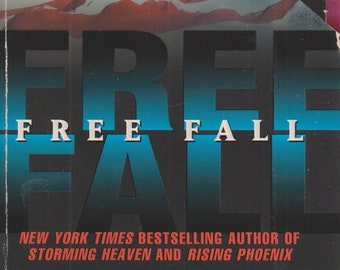 Free Fall by Kyle Mills   (Paperback,  Mystery, Thriller)  2001
