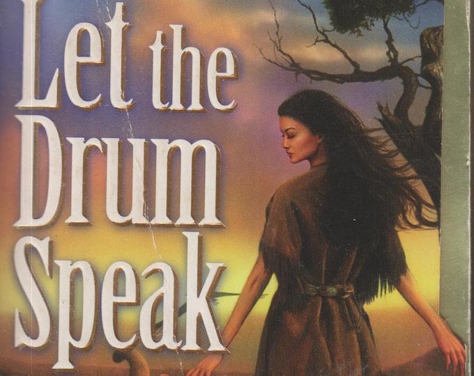 Let The Drum Speak by Linda Lay Shuler (Paperback, SciFi, Prehistoric Fantasy)  1997
