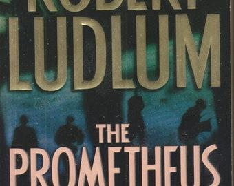 The Prometheus Deception by Robert Ludlum   (Paperback, Thriller, Suspense)  2001