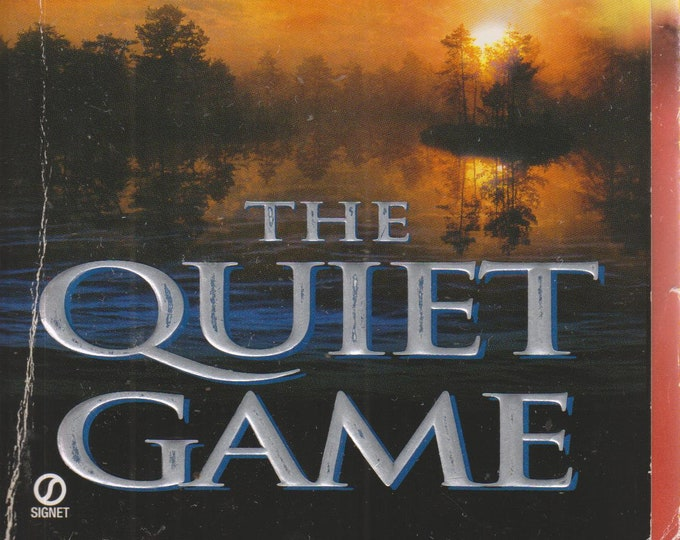 The Quiet Game by Greg Iles  (Penn Cage Series) (Paperback: Mystery, Thriller) 2000