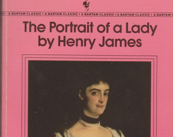 The Portrait of a Lady by Henry James (Paperback, Fiction) 1994