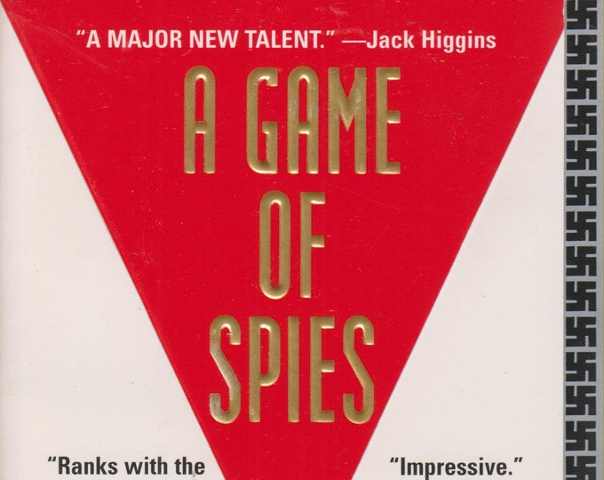 A Game of Spies by John Altman (Paperback, Spy Thriller, Action)