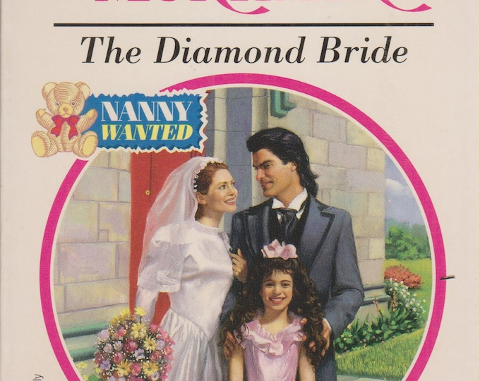 The Diamond Bride  by Carole Mortimer (Harlequin #1966) (Paperback, Romance) 1998
