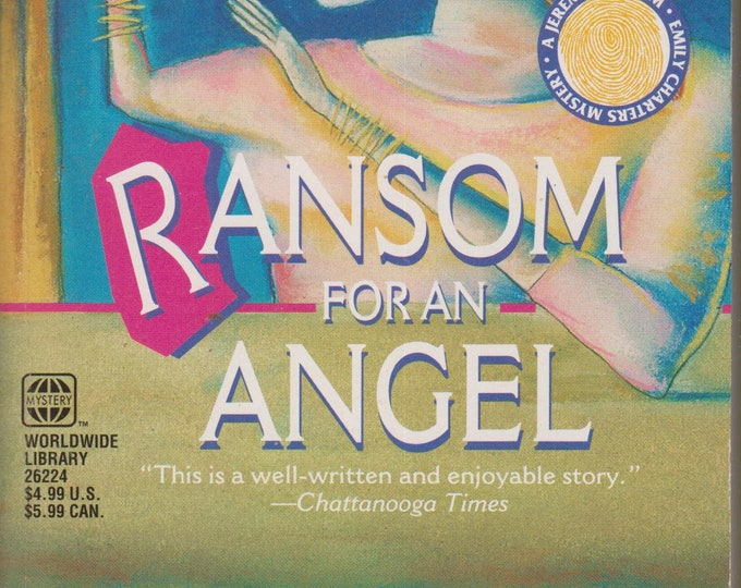 Ransom For An Angel by Fred Hunter  (Paperback, Mystery) 1997