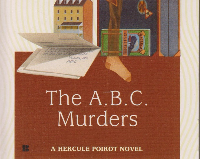 The A. B. C. Murders by Agatha Christie  (Paperback: Mystery, Hercule Poirot) 1991