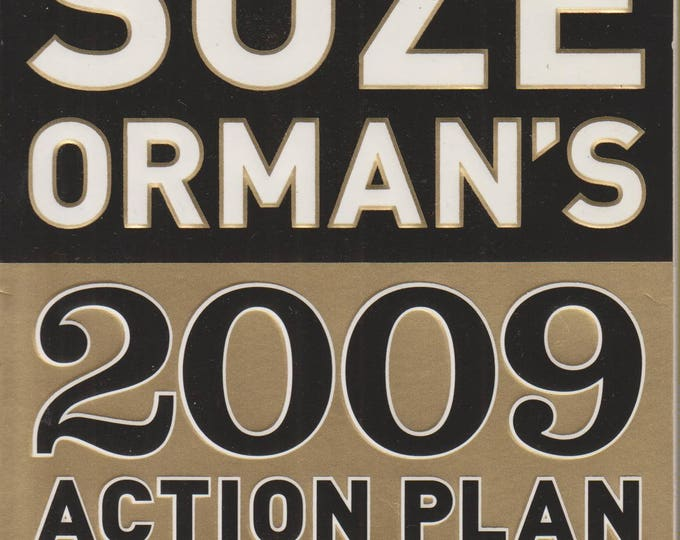 Suze Orman's 2009 Action Plan: Keeping Your Money Safe & Sound  (Softcover, Personal Finance, Business)  2008 First Edition