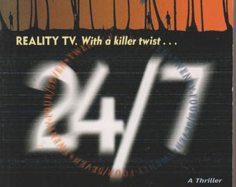 24/7 by Jim Brown (Paperback, Thriller) 1999