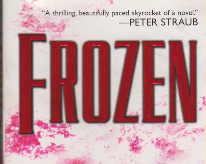 Frozen by Jay Bonansinga (Paperback, Mystery, Thriller) 2005