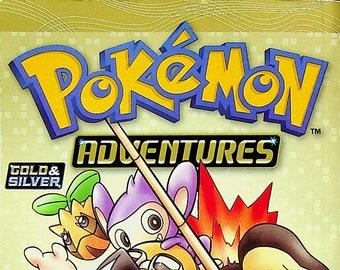 Pokémon Adventures Gold & Silver  #8  (Graphic Novel: Pokémon) 2019