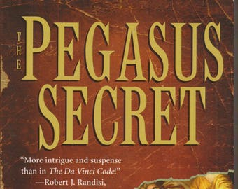 The Pegasus Secret (Lang Reilly Thrillers)  by Gregg Loomis (Paperback: Suspense, Thriller)