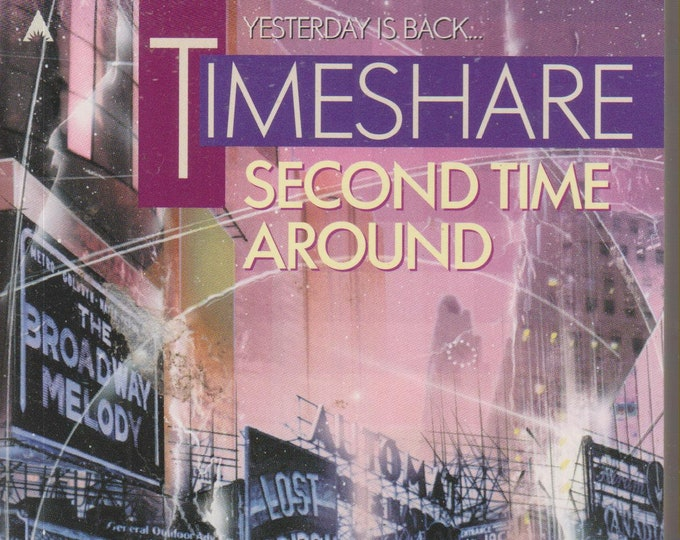 Timeshare: Second Time Around by Joshua Dann  (Paperback, SciFi, Fantasy, Time Travel) 1998